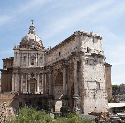 Storico carcere di Roma